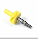 Speedometer Gear in Yellow by Rugged Ridge - 30 Teeth, Short Shaft