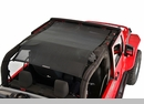 Spiderweb Shade Tops for Jeep Wranglers