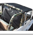 Sports Bar Pad Set Wrangler YJ 1992-1995 Camouflage by VDP