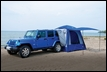 Sportz 82000 Tent for Jeep Wranglers and Jeep SUVs