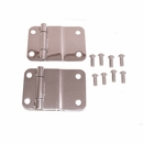 STAINLESS HINGE FOR LOWER TAILGATE, 76-86 JEEP CJ