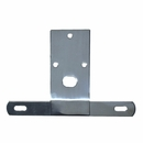 Stainless Steel License Plate Bracket for CJ (76-86)