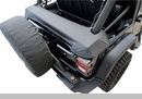 Storage Boot for Soft Top Jeep Wrangler JK 2D 2007-2017 by Rampage
