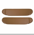 Sun Visors, Replacement, Jeep YJ (1987-1995), Spice