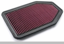 Reusable Synthetic Air Filter Wrangler JK 2007-2017 Rugged Ridge