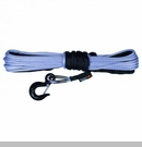 Synthetic Winch Line 50 ft w/8,400 lbs Breaking Strength