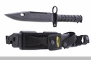 T.R.U. Tactical Rugged Utility Knife with Belt Clip by Smittybilt