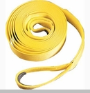 "TOW STRAP 3"" x 30'- 20,000 lbs Rating in Yellow by Smittybilt"