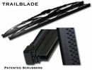 Trailblade Wiper Blade, Patented Dual Blade Technology 20-inch (each)