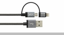 Two-in-one Cable 1 Meter by Bracketron