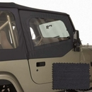 Upper Soft Door Kit for Jeep Wrangler YJ (1988-1995)