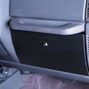Vaulted Glove Box for Jeep YJ (1987-1995), Black