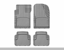 WeatherTech AVM Universal Floor Liner 4 Piece Set Gray - Front & Rear
