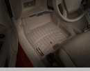 WeatherTech Floor Liners for Jeep Patriot, Compass 2007-2017 Tan - Front