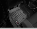 WeatherTech Floor Liners for Jeep Wrangler JK 2007-2013 Black - Front
