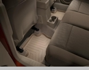 WeatherTech Floor Liners for Jeep Patriot, Compass MK 2007-2017 Tan - Rear