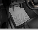 WeatherTech Rubber Mats Jeep Grand Chrokee WK2 2013-2015 Gray - Front