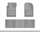 WeatherTech Universal OTH Mat Set in Gray - Front & Rear