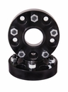 Wheel Spacer Pair, 5 - 4.5 Pattern, 1.5 Inch-Jeep YJ, TJ, LJ, XJ