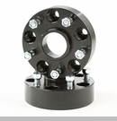 "Wheel Spacers 1.75"" Commander/Grand Cherokee/Wrangler JK 2005-2017 Blk"