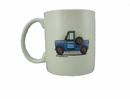 """Willy's Pickup """"Where's Your Playground"""" Coffee Mug by All Things Jeep"""