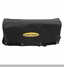 Winch Cover w/Smittybilt Logo for Universal Fit Black by Smittybilt