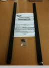 Windshield Channel for Jeep CJ & Wrangler 1976-1995, Rampage Products