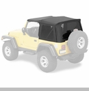 Wrangler TJ 1997-2006<br>Replacement Soft Top Skins