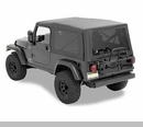 Wrangler Unlimited LJ 2004-2006<br>Soft Top Accessories