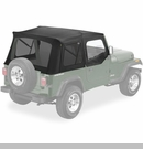 Wrangler YJ 1987-1995<br>Replacement Soft Top Skins