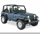 Wrangler YJ 1987-1995<br>Soft Top Accessories