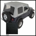 XHD Replacement Skin w/Clear Windows & Door Skins YJ 1988-1995