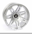 XHD Wheel Wrangler JK 2007-2017 Silver by Rugged Ridge - 20x9""