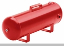 XRC 2.5 Gallon Air Tank with Fittings in Red by Smittybilt
