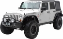 XRC Fender Flares Set Wrangler JK 2007-2017 Front-Rear Textured Black