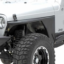 """XRC Front Tube Fenders with 3"""" Flare - Jeep Wrangler TJ & LJ"""