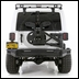 XRC Gen2 Bolt on Tire Carrier Jeep Wrangler JK 2007-2017 Smittybilt