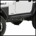 XRC Rock Sliders - Jeep Wrangler TJ & LJ 1997-2006