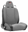 XRC Suspension Seat - Driver Side CJ & Wranglers 1976-2017 Gray