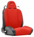 XRC Suspension Seat - Driver Side CJ & Wranglers 1976-2017 Red