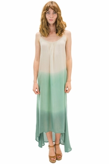 Donna Dress in Ombre