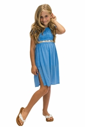 Kids Angel Short Dress