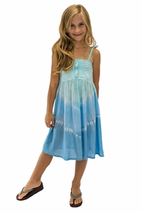 Kids Lani Dress in Abstract