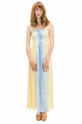 Kula Long Dress in Bold