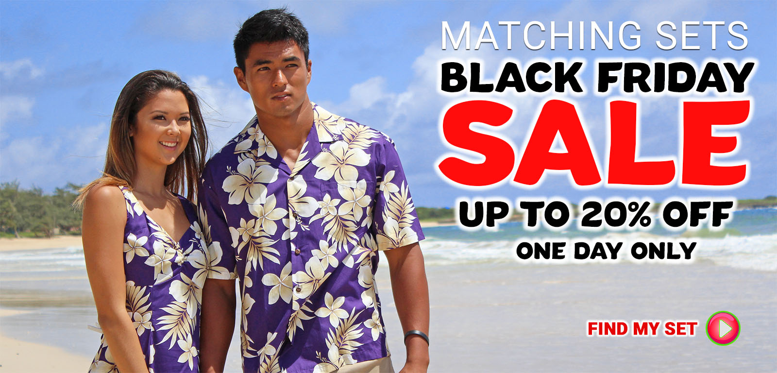 Matching Shirts and Dresses Black Friday Sale