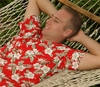 Paradise Garden Red Hawaiian Shirt