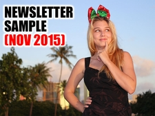 Sample Newsletter Archive November 2015