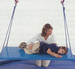 Tumble Forms 5� Platform Swing - click here to enlarge