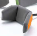 Otto Bock Adjustable Winged Headrest - click here to enlarge