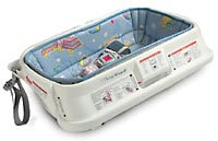 AngelRide Infant Car Bed